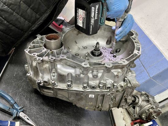 ZF 9HP48, 948TE, oprava automatické převodovky Range Rover Evoque