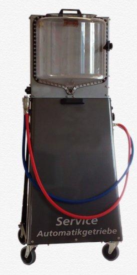 Výměna oleje v automatické převodovce s proplachem?