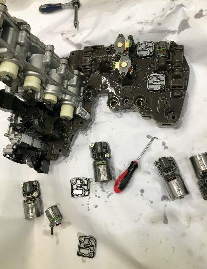 Audi převodovka S-tronic 0B5 - PORUCHA PŘEVODOVKY! MOŽNO POKRAČOVAT V JÍZDĚ