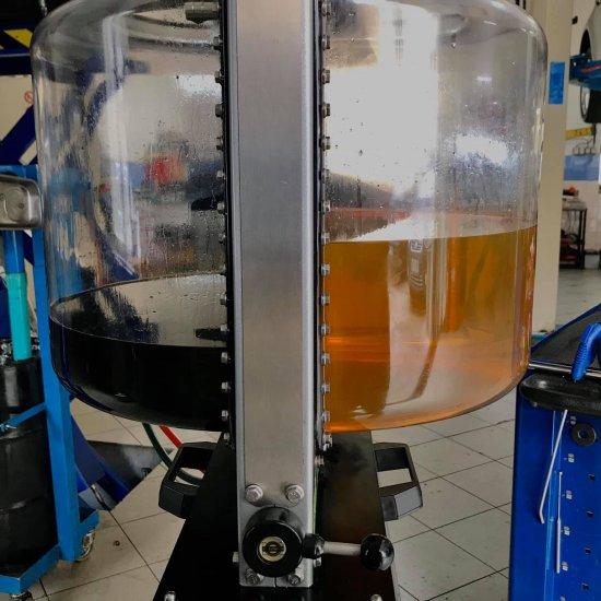 08: PowerShift výměna oleje v automatické převodovce