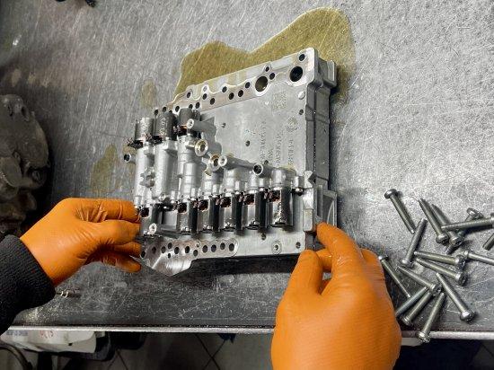 PowerShift MPS6, 6DCT, oprava automatické převodovky Ford, Volvo, Renault