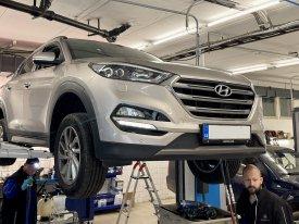 Hyundai Tucson 2.0,136kw,2015,A6LF2