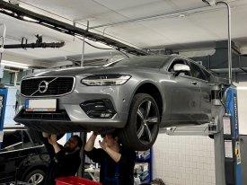Volvo V90, 2.0, 172kw, 2017, TG80