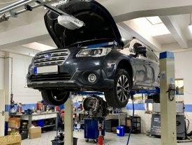 Subaru Outback 2.5,129kw, 2016, TR580