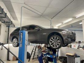 BMW 525D, 3.0, 150kw, 2011, 8hp