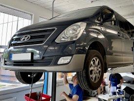 Hyundai H-1, 2.5,125kw,2015