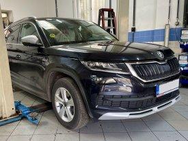 Škoda Kodiaq Scout 1.4,110kw,2018,DQ250