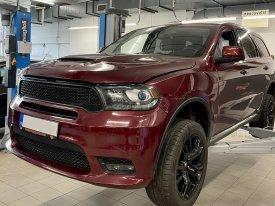 Dodge Durango 2017, 3.6,213kw, 8hp