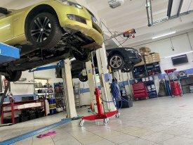 BMW výměna oleje v automatické převodovce