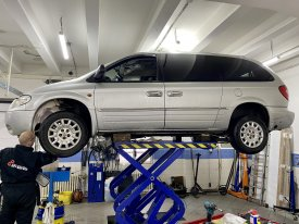 Chrysler Voyager 2006, 3.3, 126kw, 41TE