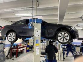 BMW 3, 3.0, 225kw, 2009, ZF8hp