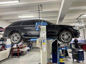 Audi A6 2014, 2.0, 140kw, 0CK