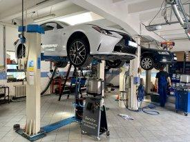 Lexus RC200t, 2.0, 180kw, 2016, AA80E
