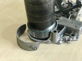 DSG7 DQ200, utržený závit tlakového zásobníku mechatronika