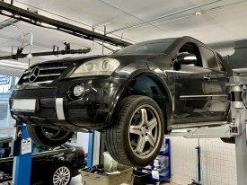 Mercedes Benz ML320 3.0,164kw,2007, 722.9