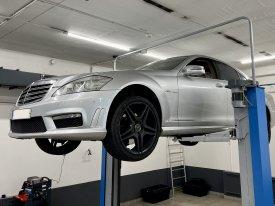 Mercedes Benz S500, 5.5, 285kw, 2007