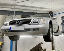 Mercedes Benz SL500,5.0,225kw,2000,722.6