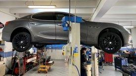 Maserati Ghibli 2015, 3.0, 302kw, ZF8hp