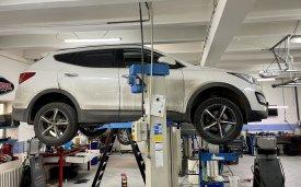 Hyundai Santa Fe, 2015, 2.2, 145kw,