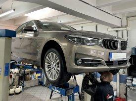 BMW 320D GT, F34, 140kw, 2017, 8HP