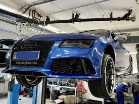 Audi S7 4.0, 309kw, 2013, S-tronic 0B5