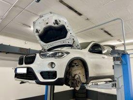 BMW X1 2.0,170kW,2015, GWA8