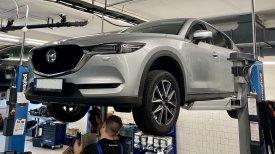 Mazda CX-5, 2.5,143kw, 2017, GWA6-EL