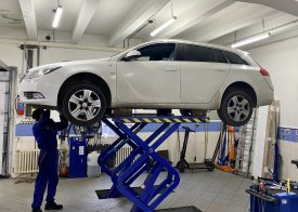 Opel Insignia 2.0, 162kw, 2013, AW40