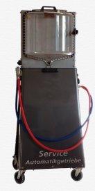 Zařízení na výměnu oleje v automatické převodovce
