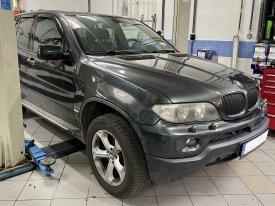 BMW X5, 3.0,160kw,2005, 6hp