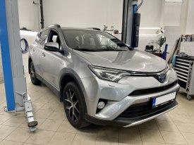 Toyota RAV4 Hybrid, 2.5,114kw,2018