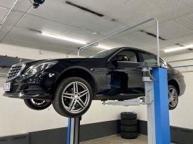 Mercedes Benz E, 2.2, 125kw, 2015, 725.0