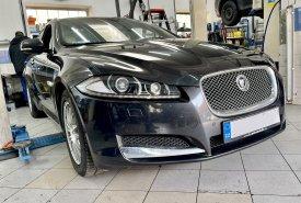 Jaguar XF sportbreak 2.2,147kw,2013,ZF8hp