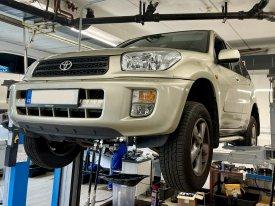 Toyota RAV4 2.0,110kw,2003,U140E