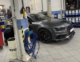 Audi A7, 3.0, 240kw, 2016, ZF8hp