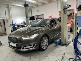 Ford Mondeo 2.0, 132kw, 2016, 6DCT450