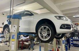 Audi Q5, 2.0, 165kw, 2013, ZF8HP
