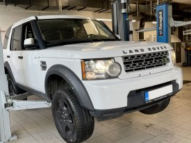 Land Rover Range Rover Discovery 4, 2.7, 2010