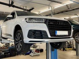 Audi Q7, 3.0, 200kw, 2016, 8HP