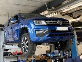 VW Amarok 3.0,165kw,2016,ZF8hp