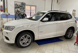 BMW X3, 3.0,190kw,2014, ZF8HP