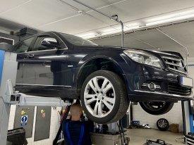 Mercedes Benz C220 2.2,125kw,2007,722.6