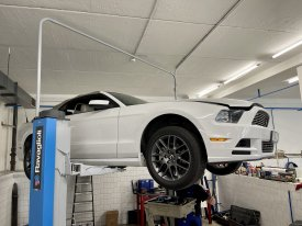 Ford Mustang 3.7,227kw,2014, 6R80