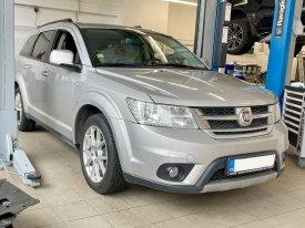 Fiat Freemont 3.6, 206kw, 2012, 62TE