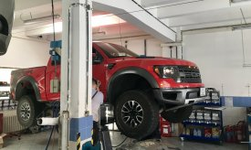 Ford Raptor 6.2, 306kw, 2013,