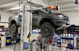 Ford Ranger Raptor 2.0,157kw, 2019, 10R80