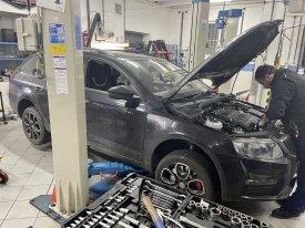 Škoda Octavia 2.0, 135kw, 2015, 02E, DSG6, DQ250