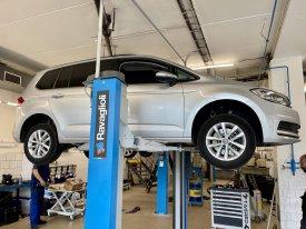 Volkswagen Touran 1.6, 85kW, 2016, 0AM
