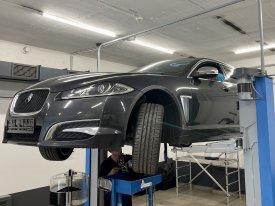 Jaguar XF Sportbrake 3.0d, 202kw, 2013, 8HP
