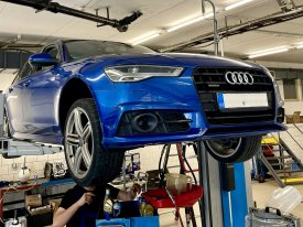 Audi A6 3.0,235kw, 2017, 8hp